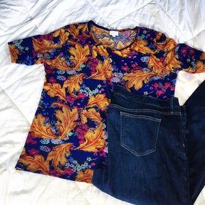 Paisley Gigi Shirt 🌸